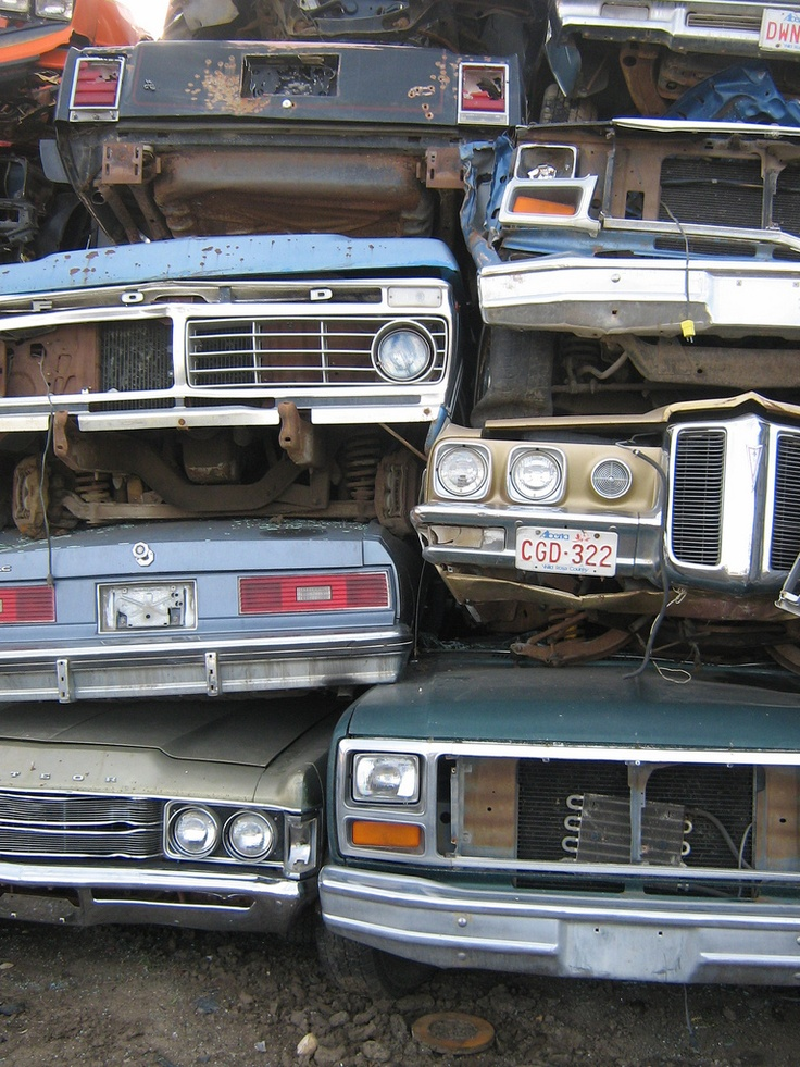 246 best images about old junkyards on pinterest cars