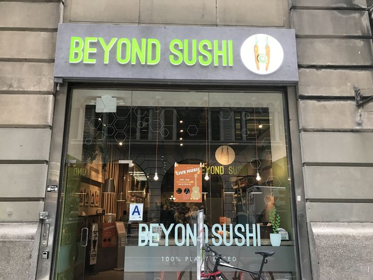 With locations all over Manhattan, the vegan restaurant chain, Beyond Sushi, has decided to add a kosher certification to all 5 of its restaurants in the city. [The restaurant is currently in proc