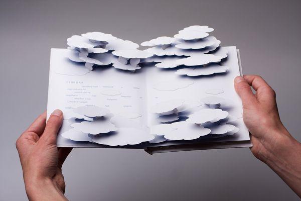 Fuck Yeah, Book Arts! (worclip: Calendar — Pop-Up Poem Book by Éva...)