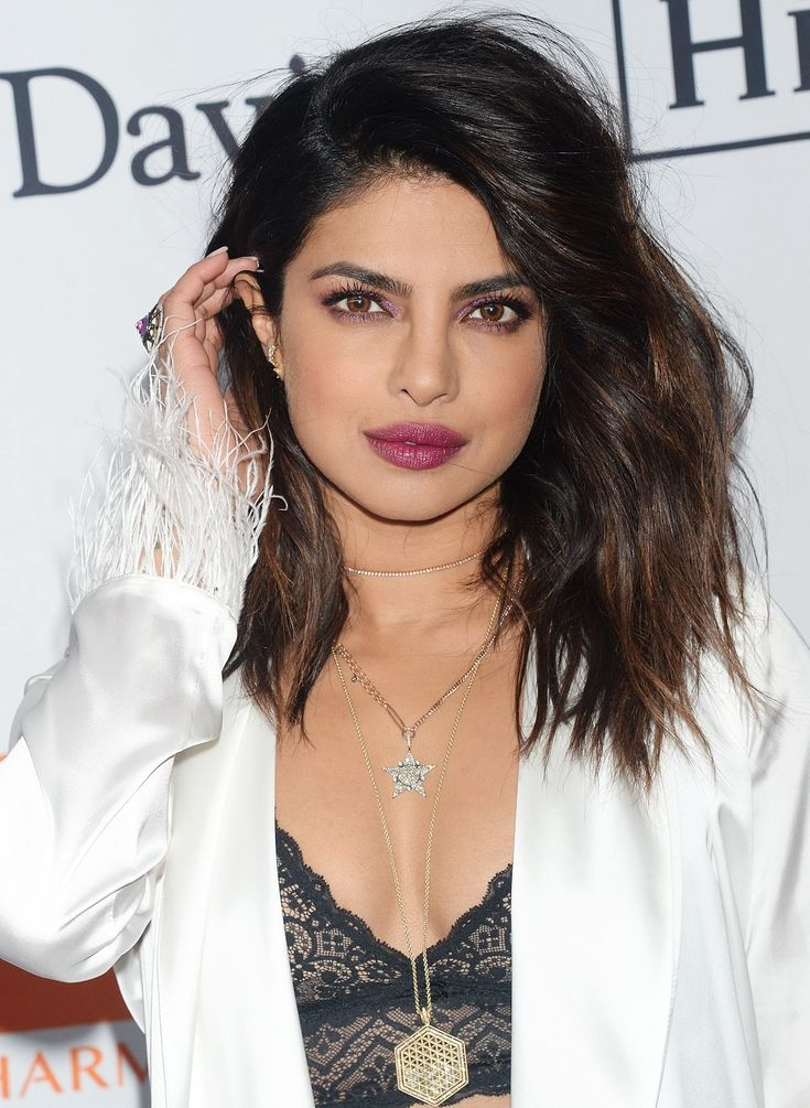 Priyanka Chopra @ Clive Davis and Recording Academy Pre-GRAMMY Gala and GRAMMY Salute to Industry Icons in New York