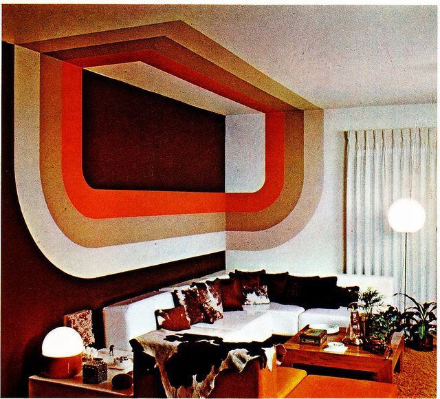 48 best images about 1970s on pinterest 1970s decor for Decoration 70