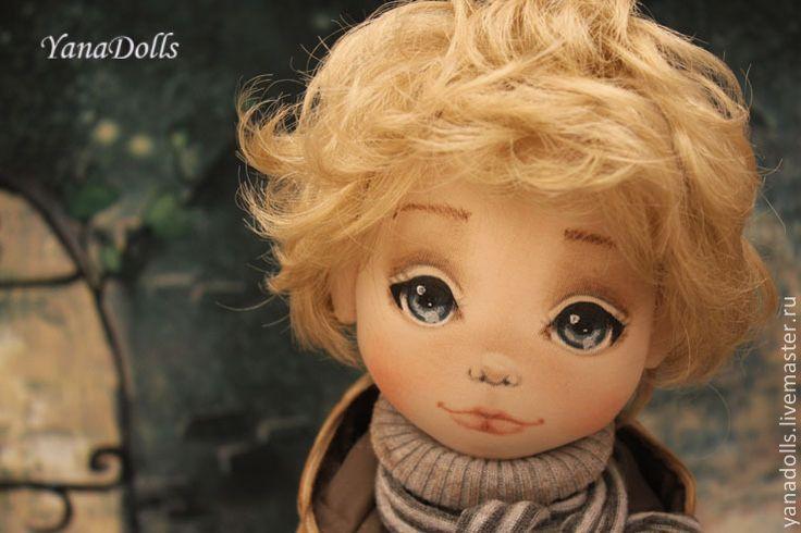 Купить Daniel - кукла ручной работы, кукла мальчик, малыш, мальчик, кукла, кукла…