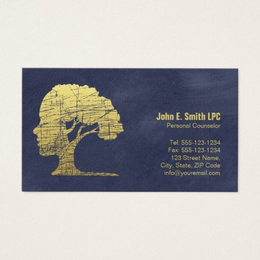 184 best psychiatrist psychologist business cards images for Psychology business cards