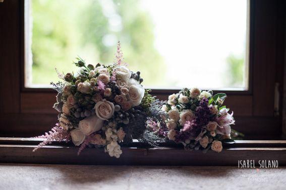 #ramo #invierno #bodas #novias #rosas