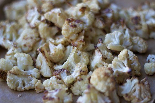 caramelized cauliflower! | Favorite Veg Recipes | Pinterest