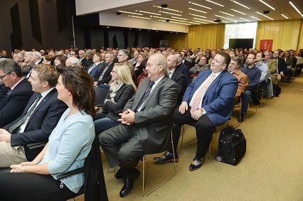 Über 300 Unternehmer beim Tag der Steirischen KFZ-Wirtschaft 2016