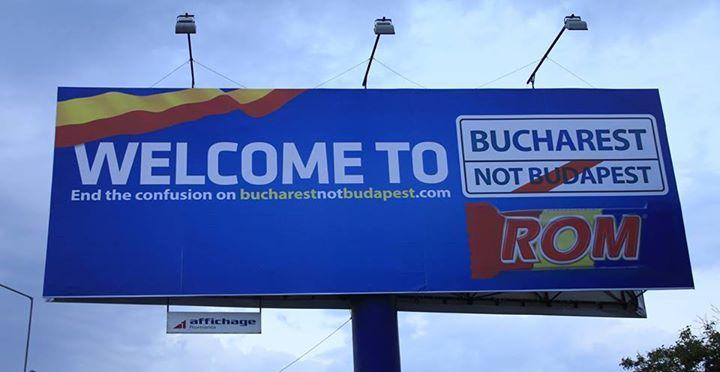 Ahogy először megláttam a hirdetőtáblát, melyet a (budapesti és a bukaresti) repülőtér közelében helyzetek el, én igazán kreatívnak ítéltem ezt a kampány elképzelést - végre egy olyan márka, aki ki mer lépni a nagy szemű, cuki élőlények, vagy a gravitációnak...