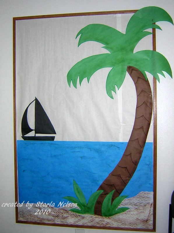 Classroom Ideas For Jungle Themes ~ Surfing bulletin board google search preschool
