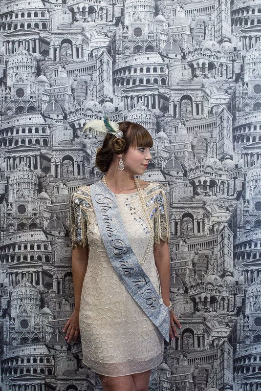 A glorious 20's hen party affair perfect for the vintage hen or a 20s styled party. #20shenpartyfun