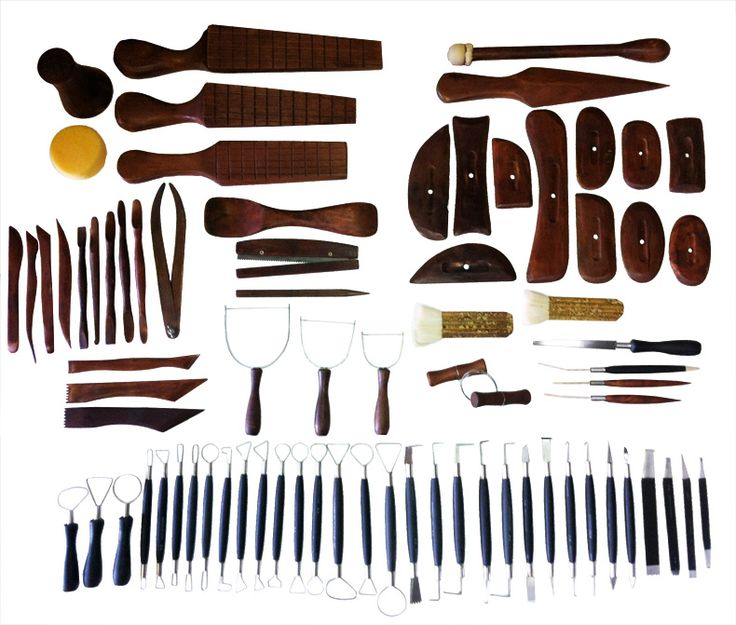 pottery tools!