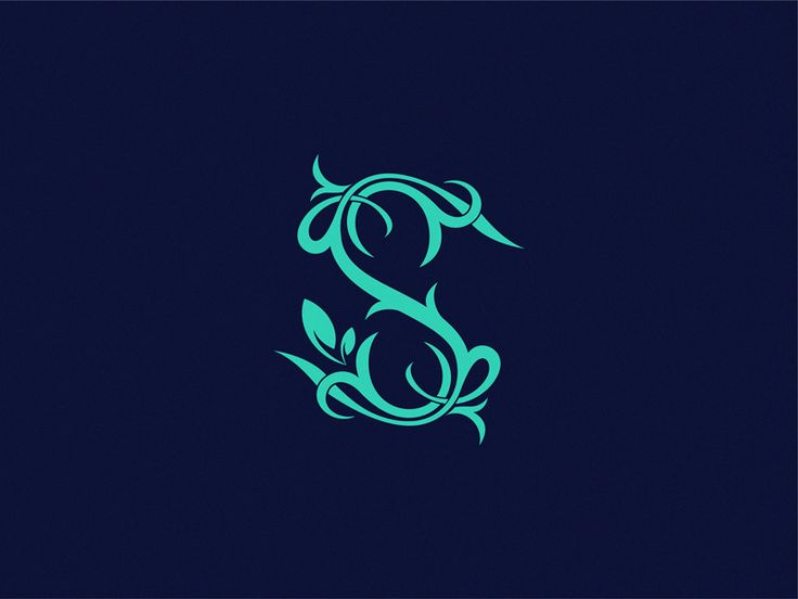 letter S by Yuri Kartashev #Design Popular #Dribbble #shots