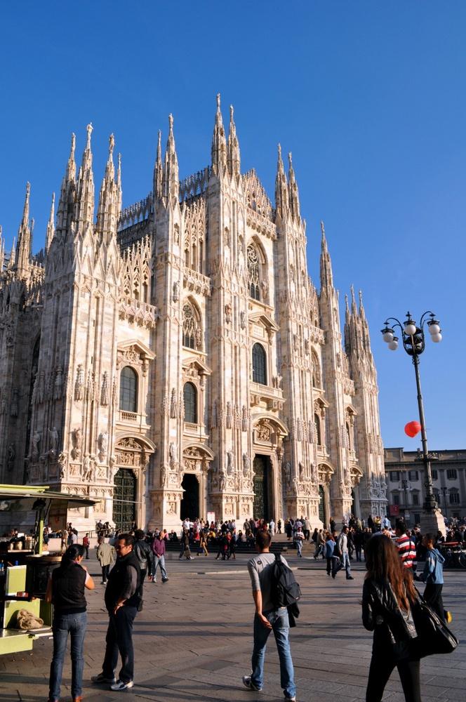 Il duomo di Milano, Milano, Lombardia - Italy