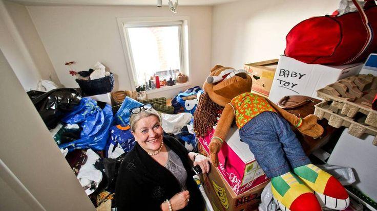 Hvorfor fyller vi hjemmene våre med ting? - Aftenposten#.UlhomrQ4XmK
