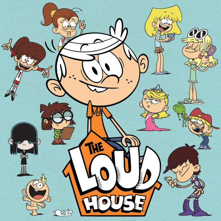 """The Loud House"" Character Theme Songs"