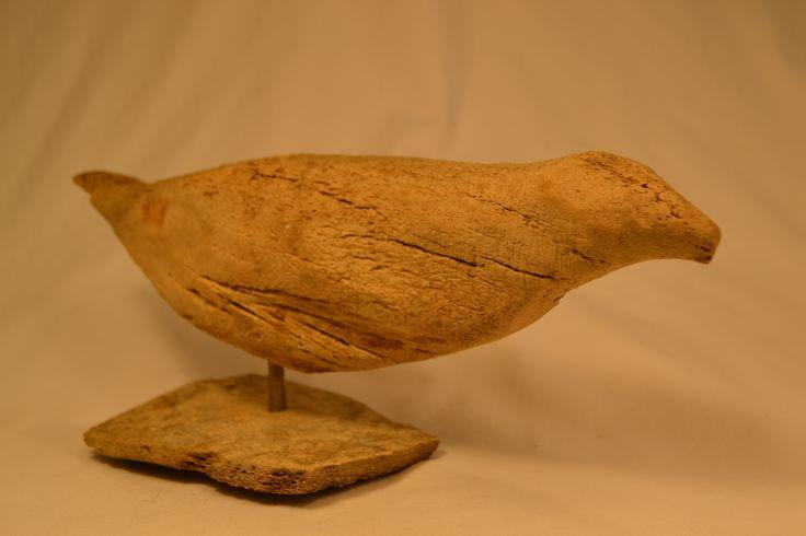 Whalebone bird.