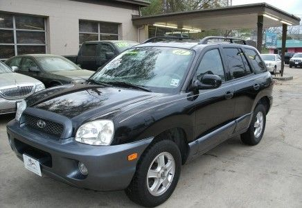 2004 Hyundai Santa Fe 95K Miles As Low As: $1,000 Down! - See more info and apply online for instant credit approval here: http://mallardmotors.com/listing/2004-hyundai-santa-fe/