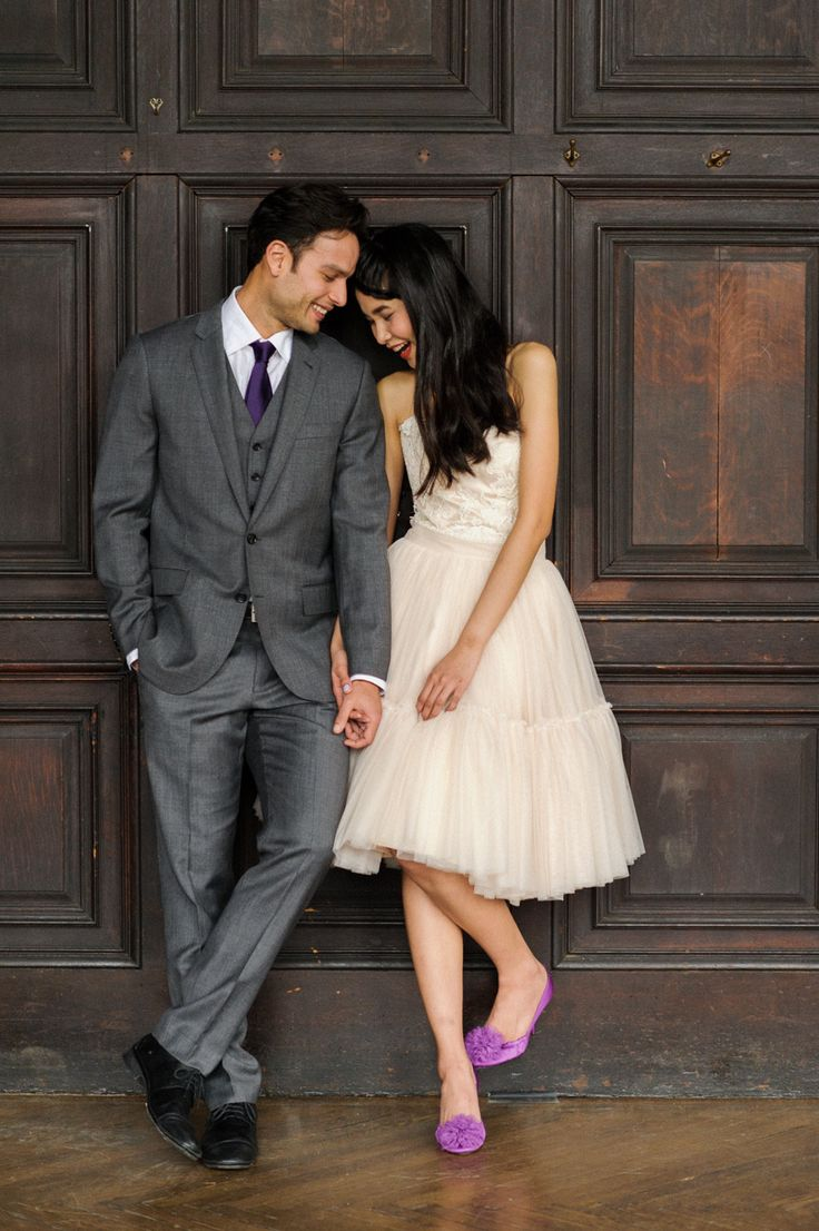 1378 best Short Wedding Dresses images on Pinterest