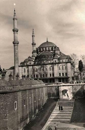 1925 Fatih Camii- İstanbul