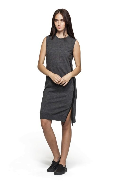 @onepiece Shore Dress Black Mel