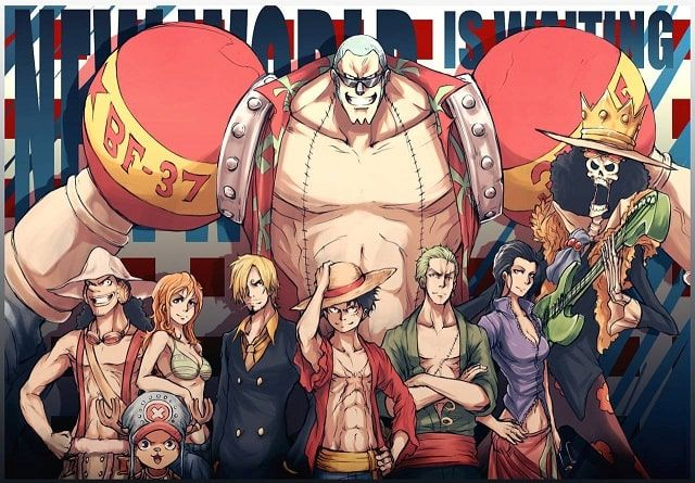 خلفيات أنمي ون بيس One Piece جودة عالية Hd للكمبيوتر One Piece Anime One Piece Manga One Piece New World