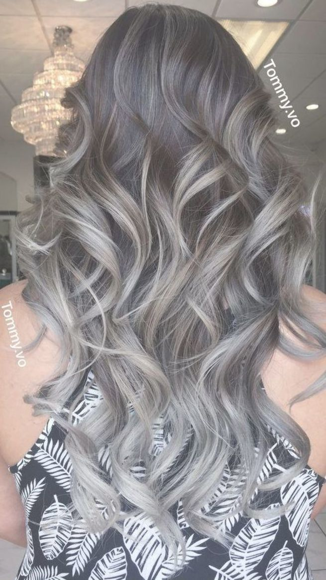Silver Grey Blonde Hair, Try Cliphair's Silver Gr…