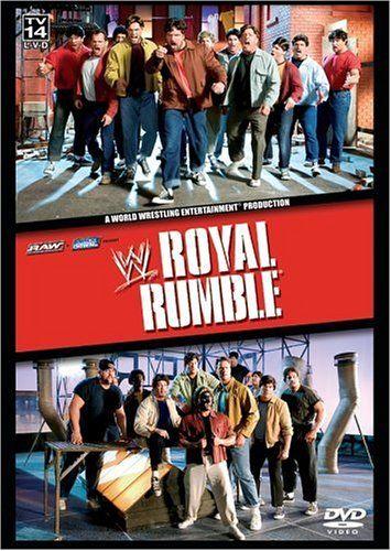 WWE Royal Rumble 2005