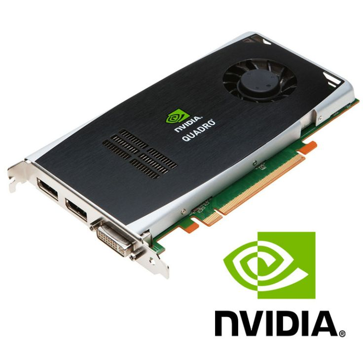 Placa Video Profesionala nVidia Quadro FX 1800. Solutie high-end pentru CAD, AutoCAD, procesare video!