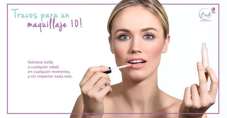 Trucos para un maquillaje 10! Feliz finde :)