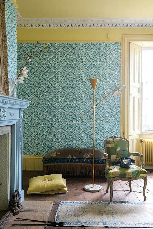 von farrowball oder schner wohnen - Schoner Wohnen Wohnzimmer Tapeten