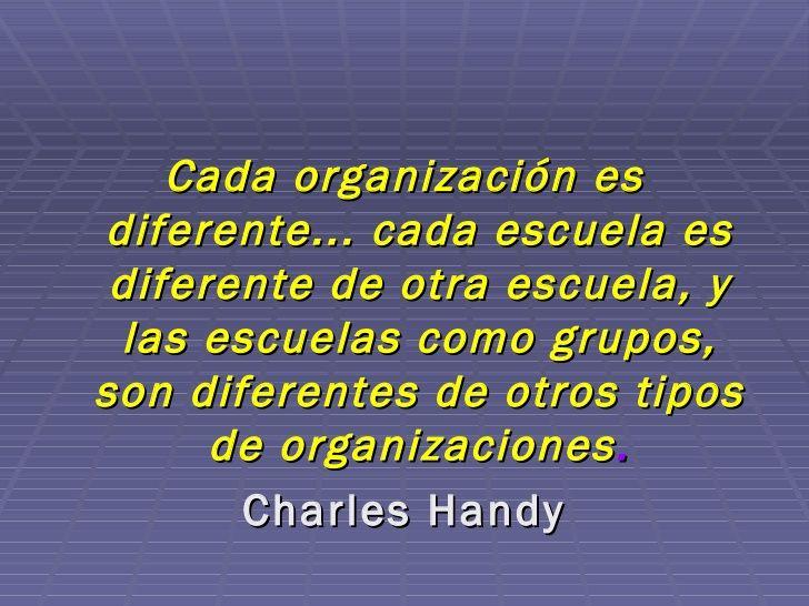La Organizacion Educativa Y La Gestion2