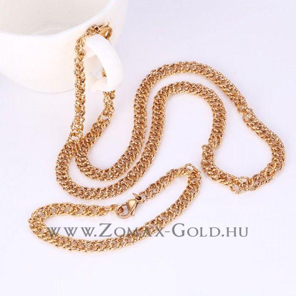 Anna szett - Zomax Gold divatékszer www.zomax-gold.hu