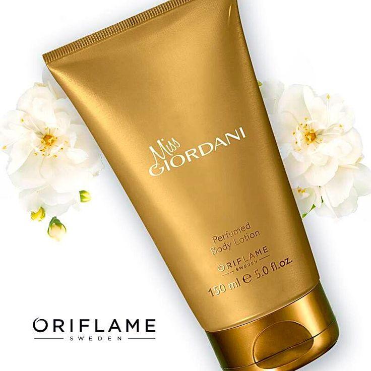 Miss Giordani Body Lotion, hidrata y perfuma en UN SOLO PASO.