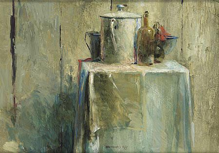 C r e a t i v e W o n d e r: Contemplative still life paintings . . . lovely . . . so very intriguing . . . Ben Snijders . Drenthe region . Netherlands