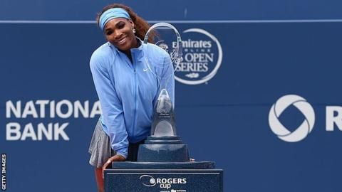 Welcome to sportmasta's Blog.: Serena Williams pulls out of Rogers Cup in Montrea...