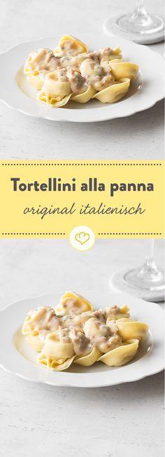 Eine besonders cremige Schinken-Sahne-Sauce mit italienischem Kochschinken und würziger Worcestersauce - ein Traum!