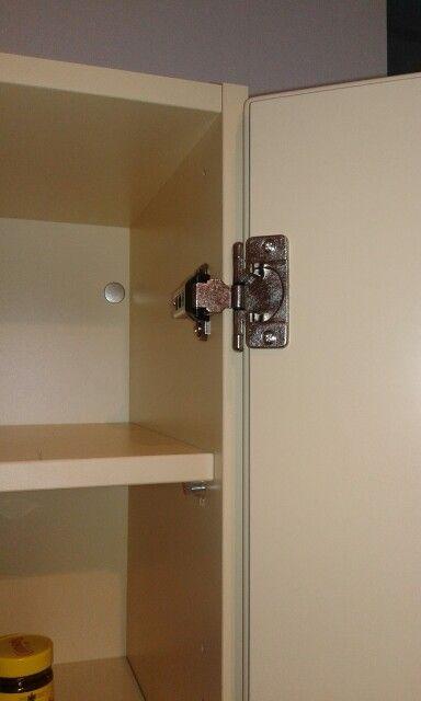 Scharnier piet zwart binnenkant keuken pinterest - Deco toilet zwart ...