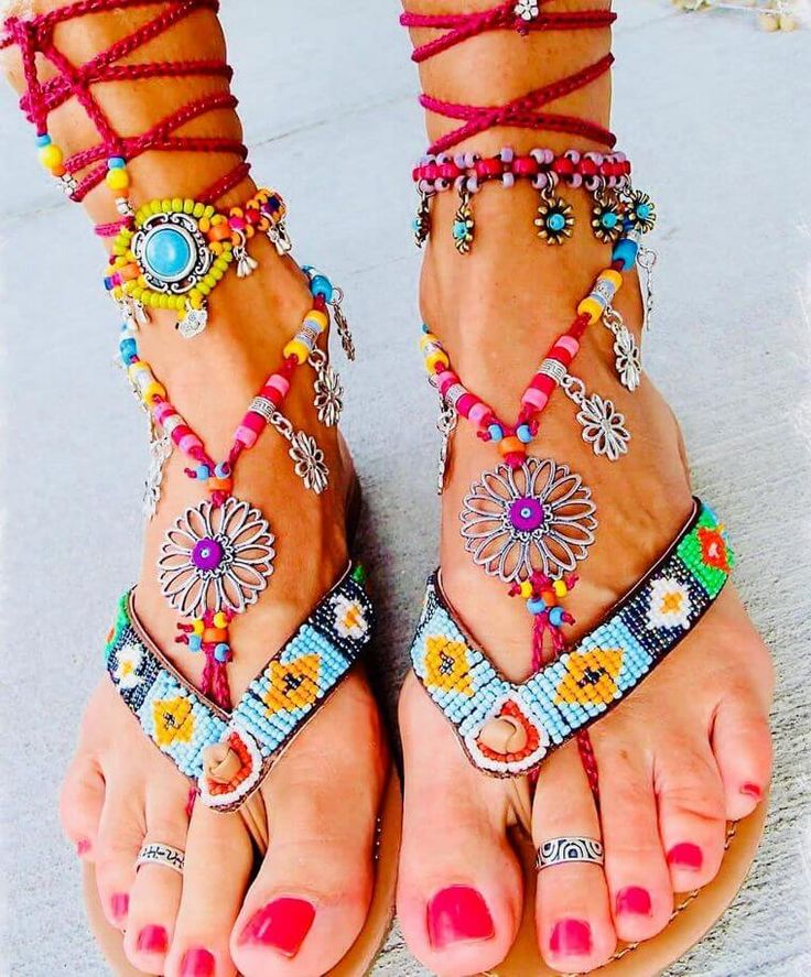 Ultimate Idea List for Bohemian Sandal