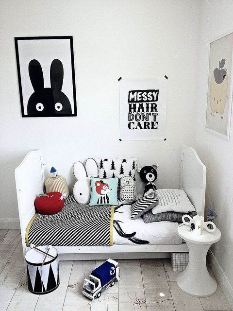 Christian's Cool Room || La Petite Blog