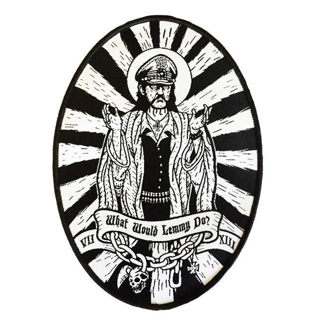 Mot/örhead Biker Badge Parche multicolor