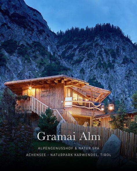 Die 12 schönsten Hotels in den Alpen