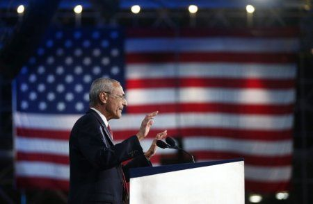 Clinton campaign chairman John Podesta testifies in House Russia probe