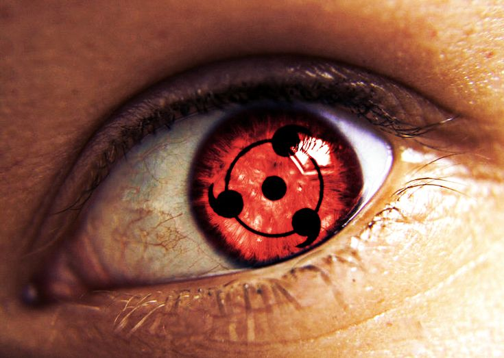 eyes of Sharingan by AnggaEkaArt on DeviantArt