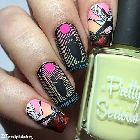 62 best creative shop stamping nail images on pinterest nail creative shop 47 prinsesfo Choice Image