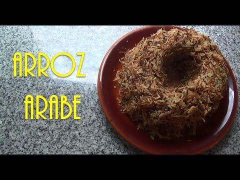 Arroz Arabe - YouTube