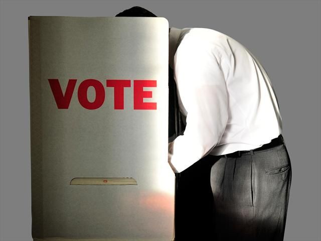 Are poll watchers legal in Pennsylvania?