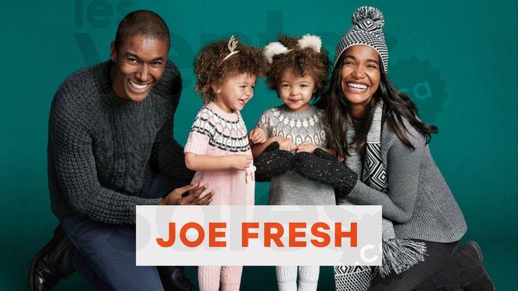 Liquidation Joe Fresh jusqu'à 70% rabais | lesventes.ca