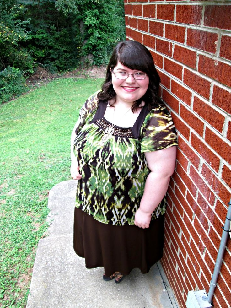 Unique Geek: Plus Size OOTD: Fall, Come Quickly #plussize #plussizefashion #plussizefashionblogger #falloutfit #fallootd #fallchurchoutfit