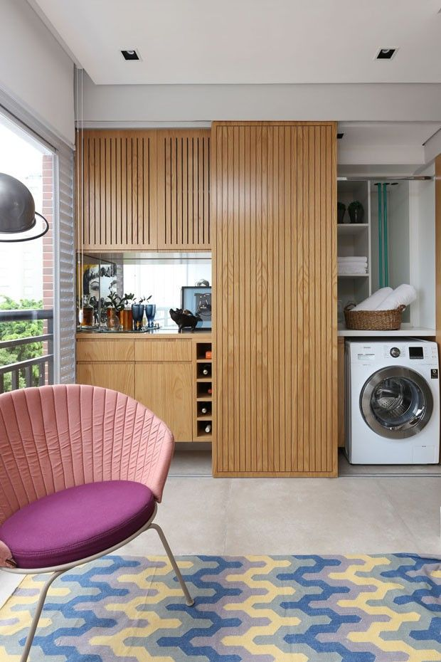 Apartamento jovem e colorido (Foto: Mariana Orsi/Divulgação)