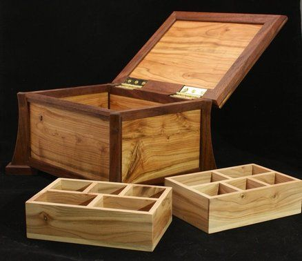 How To Make A Wooden Jewelry Box Unique 357 Best Wood Boxdrevene Krabicky Images On Pinterest  Woodworking Design Inspiration