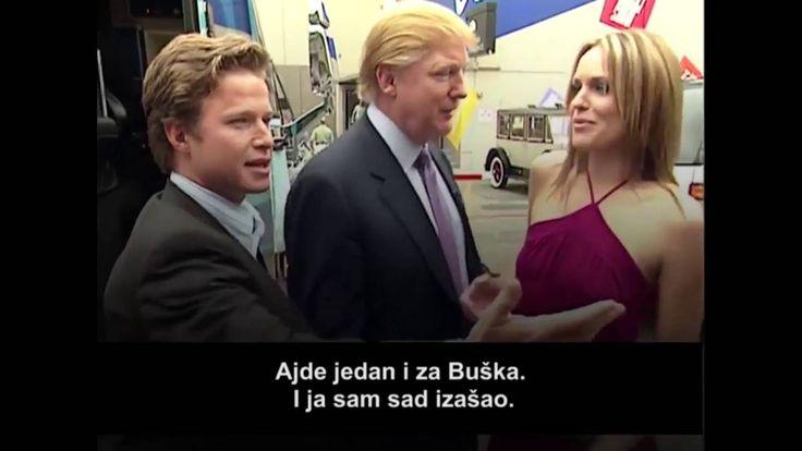Donald Tramp tajni snimak - srpski titlovi